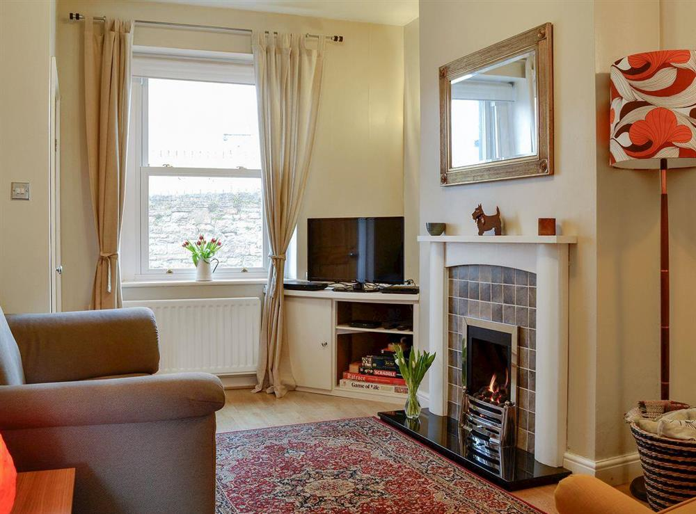 Well presented living room at Audreys View in Cockermouth, Cumbria