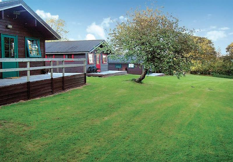 A photo of Oak Spa at Avallon Lodges