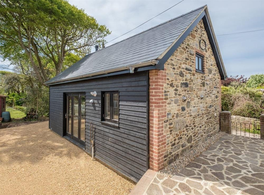 Beautiful detached barn conversion at Badgers Brook in Brook, near Brighstone, Isle of Wight