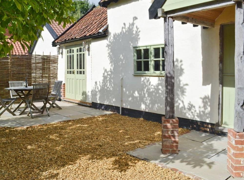 Exterior at Bakers Cottage in Hoxne, near Eye, Suffolk