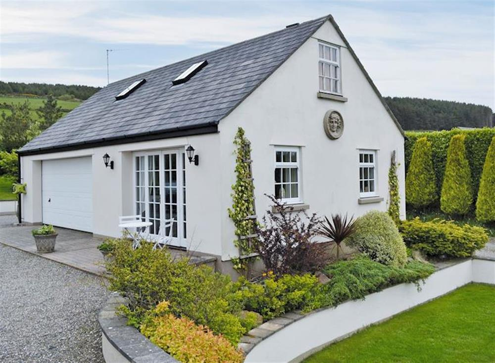 Well-presented holiday cottage