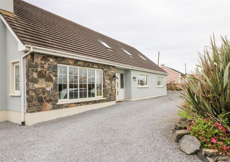 This is Ballyheigue Guesthouse