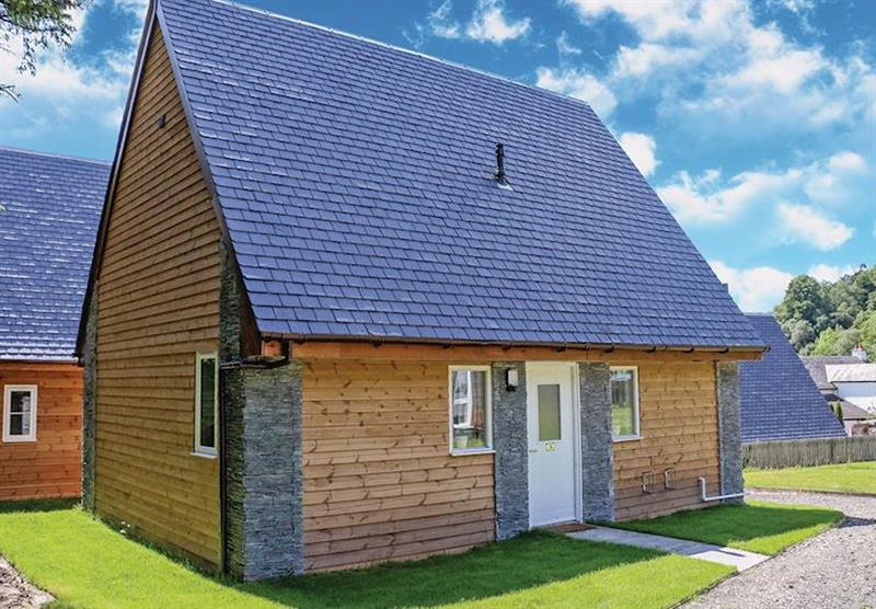Balmaha (sleeps 2) (pets allowed)  at Balmaha Lodges in Balmaha, Loch Lomond