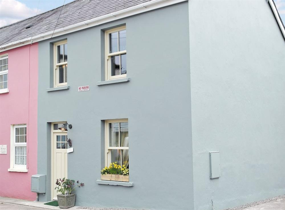 Exterior at Bank Cottage in Llandeilo, Dyfed