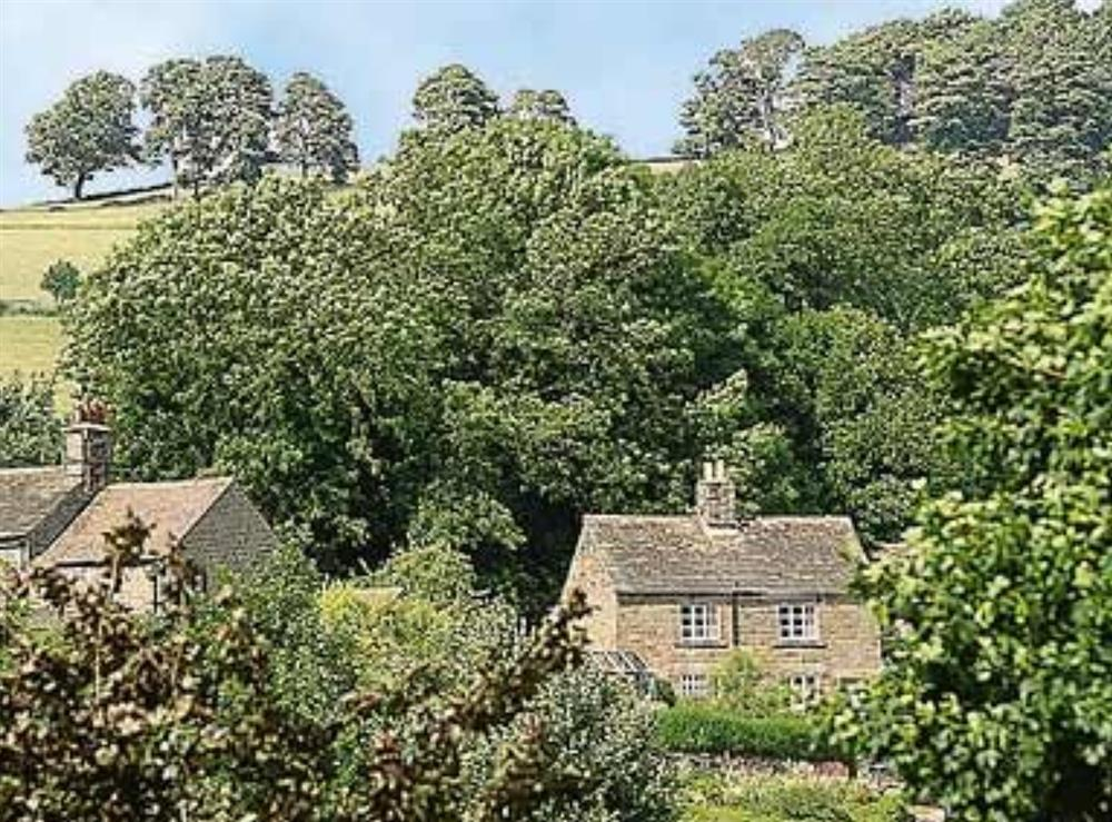 Photo 1 at Bank Top Cottage in Hathersage, South Yorkshire