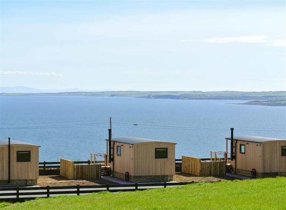 Fantastic seaside location at Little Willow,