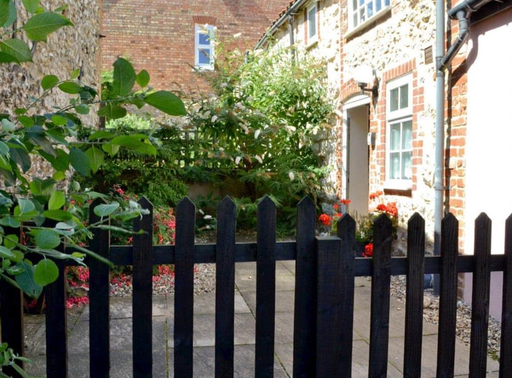 Exterior at Barmstone Cottage in Brancaster, Norfolk., Great Britain