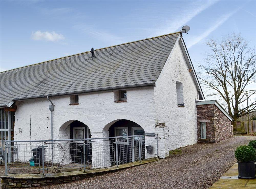 Barn No. 2 is a detached property