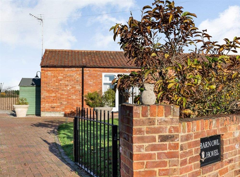 Exterior at Barn Owl Cottage in Wisbech, Cambridgeshire