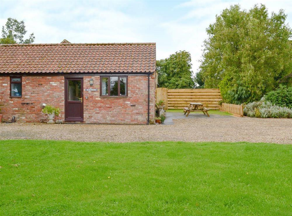 Delightful holiday home at Barnside in Croft, near Skegness, Lincolnshire
