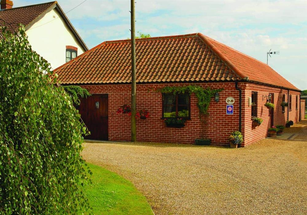 Barnstable Cottage at Barnstable Cottage in Lowestoft, Suffolk