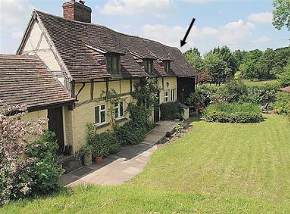 Photo 1 at Barton Cottage in Mathon, near Malvern, Worcestershire