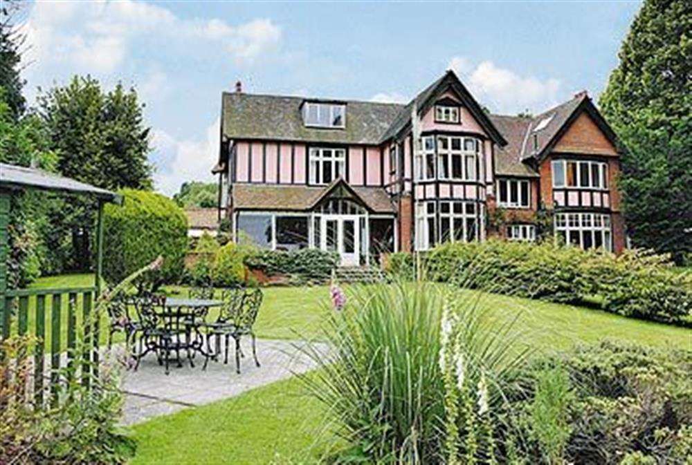 Exterior at Barton House in Wroxham, Norfolk., Great Britain