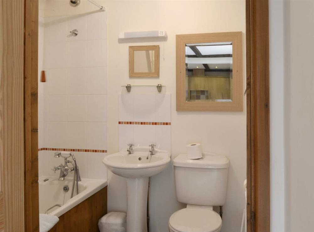 Bathroom at Bay in Great Yarmouth, Norfolk