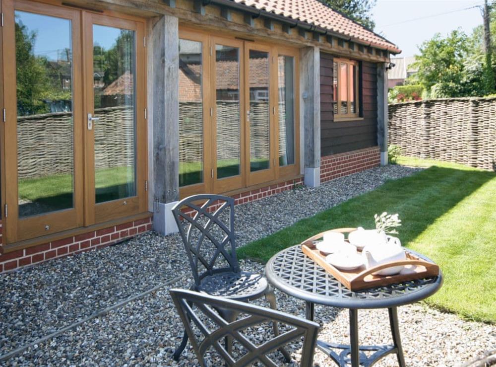 Exterior at Bay Tree Lodge in Saxmundham, Suffolk