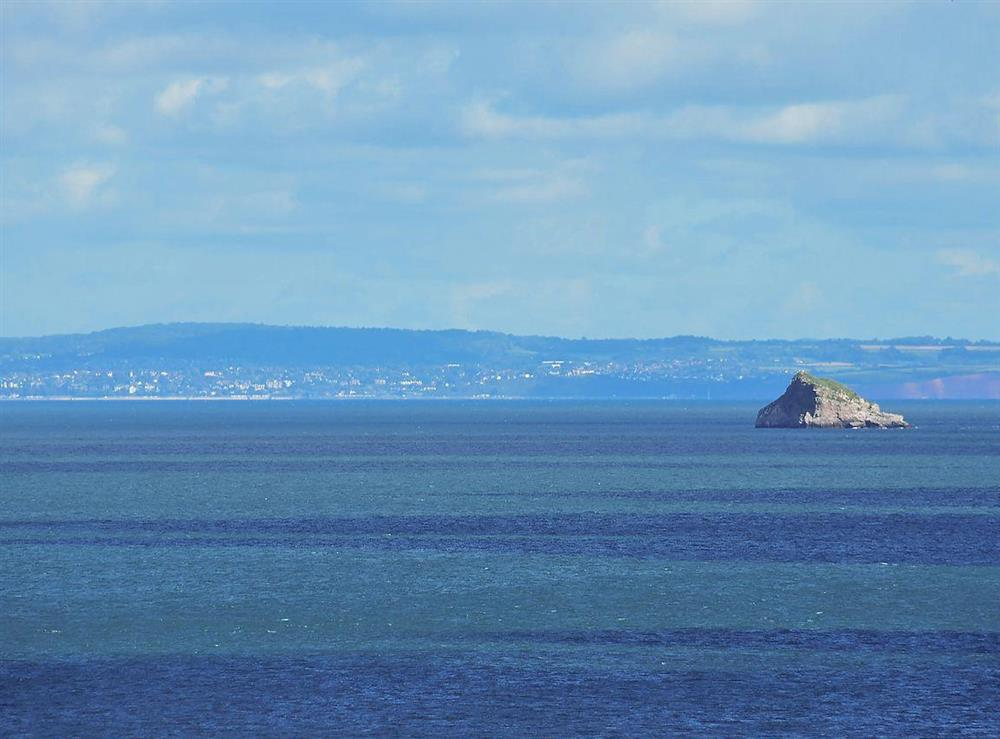 View from Berry Head nature reserve, close by