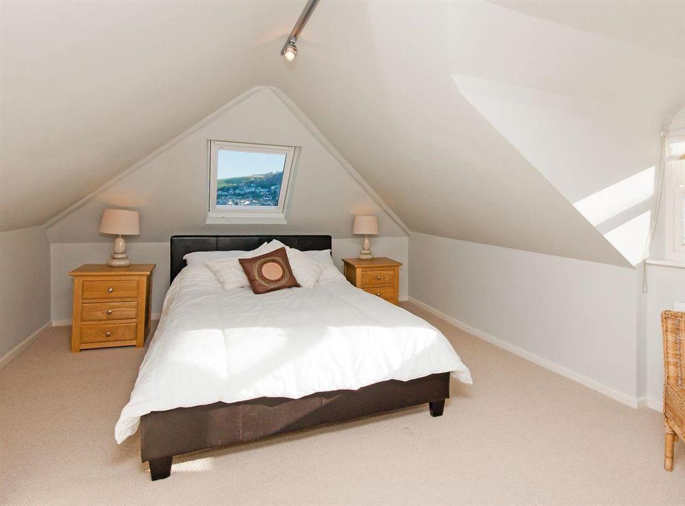 Double bedroom at sleeps 5/6,