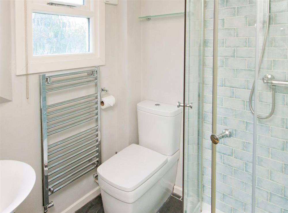 Shower room at sleeps 5/6,