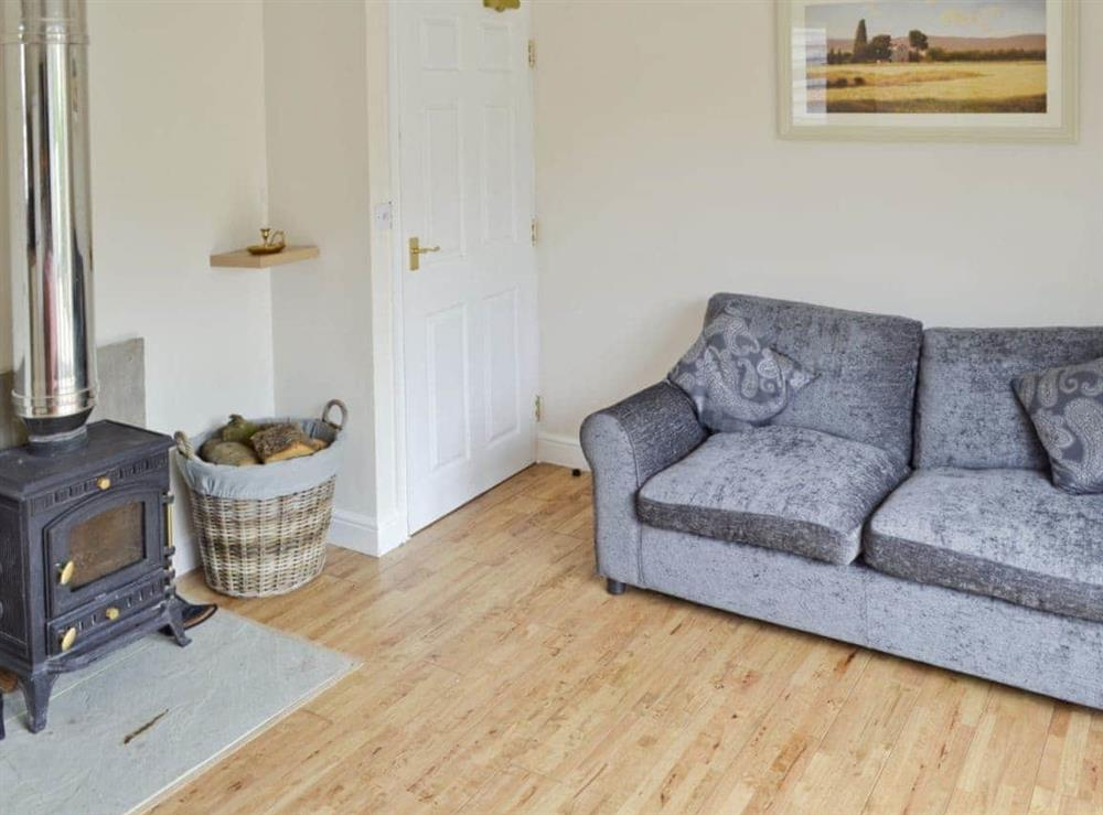 Open plan living/dining room/kitchen at Baytree Cottage 2,