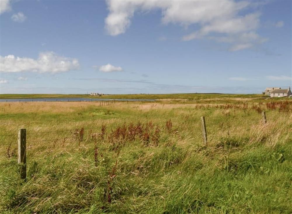Surrounding views at Bayview in nr Burness, Sanday, Orkney Islands, Isle Of Orkney