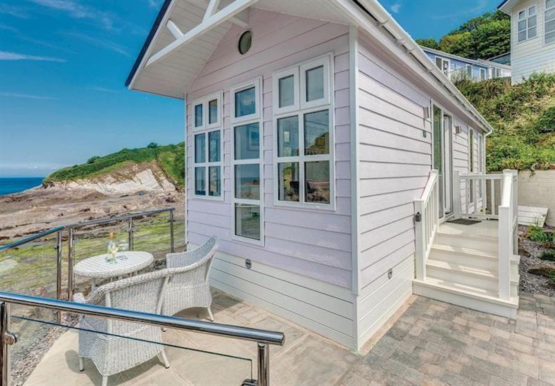 Wrinklewood Premier Sea View at Beach Cove in , Devon