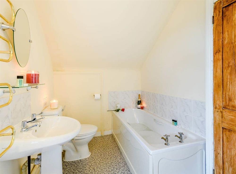 Bathroom at Beach House in Sea Palling, Norfolk