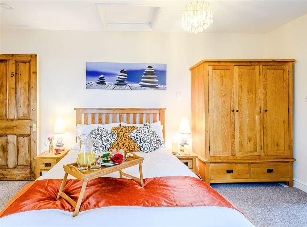 Double bedroom at Beach House in Sea Palling, Norfolk