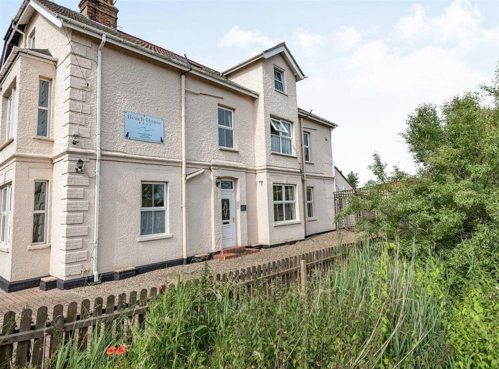 Exterior at Beach House in Sea Palling, Norfolk