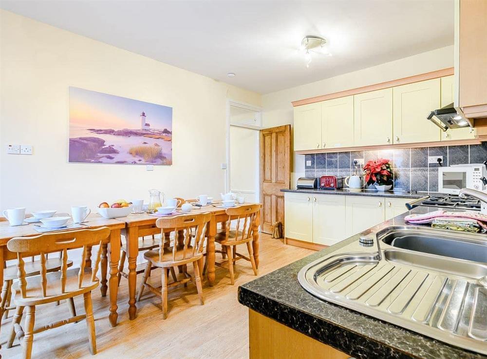 Kitchen/diner at Beach House in Sea Palling, Norfolk