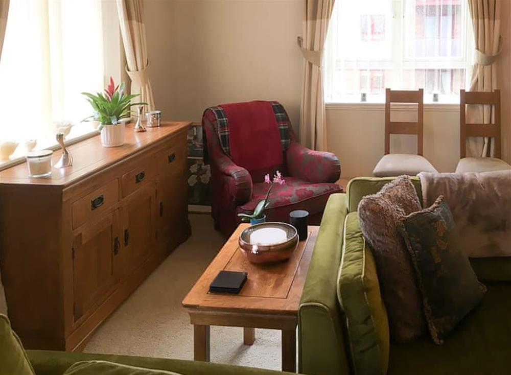 Comfortable living area (photo 2) at Beachside in Ayr, Ayrshire