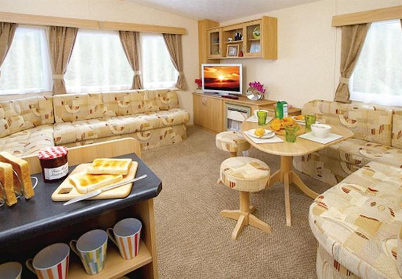 Beachside Lapwing Deluxe at Beachside Holiday Park in Devon, South West of England