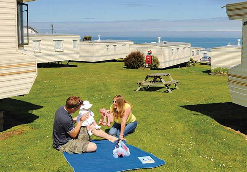 Photo 2 at Beachside Holiday Park in Devon, South West of England