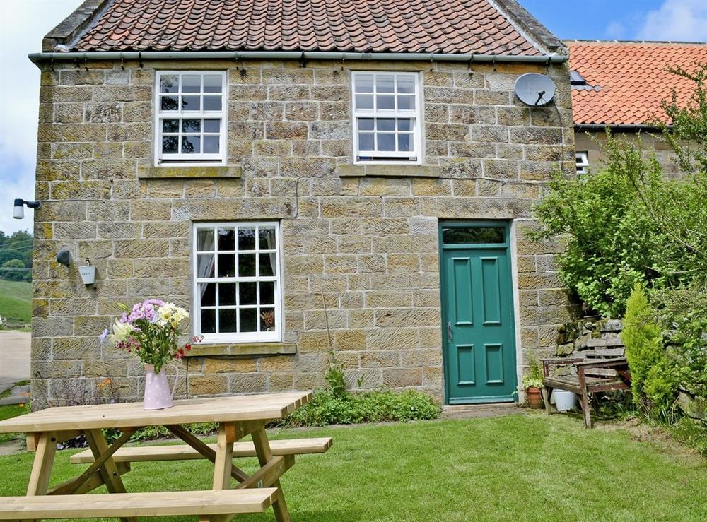 Exterior at Beckside Cottage in Great Fryupdale, North Yorkshire., Great Britain