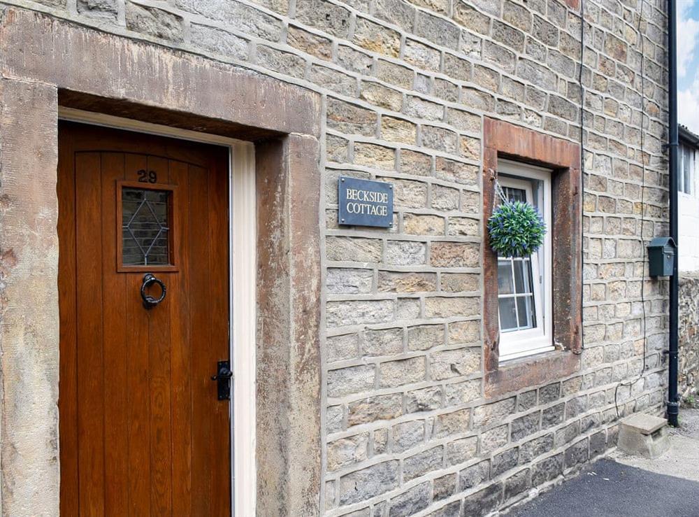 Exterior at Beckside Cottage in Silsden, West Yorkshire