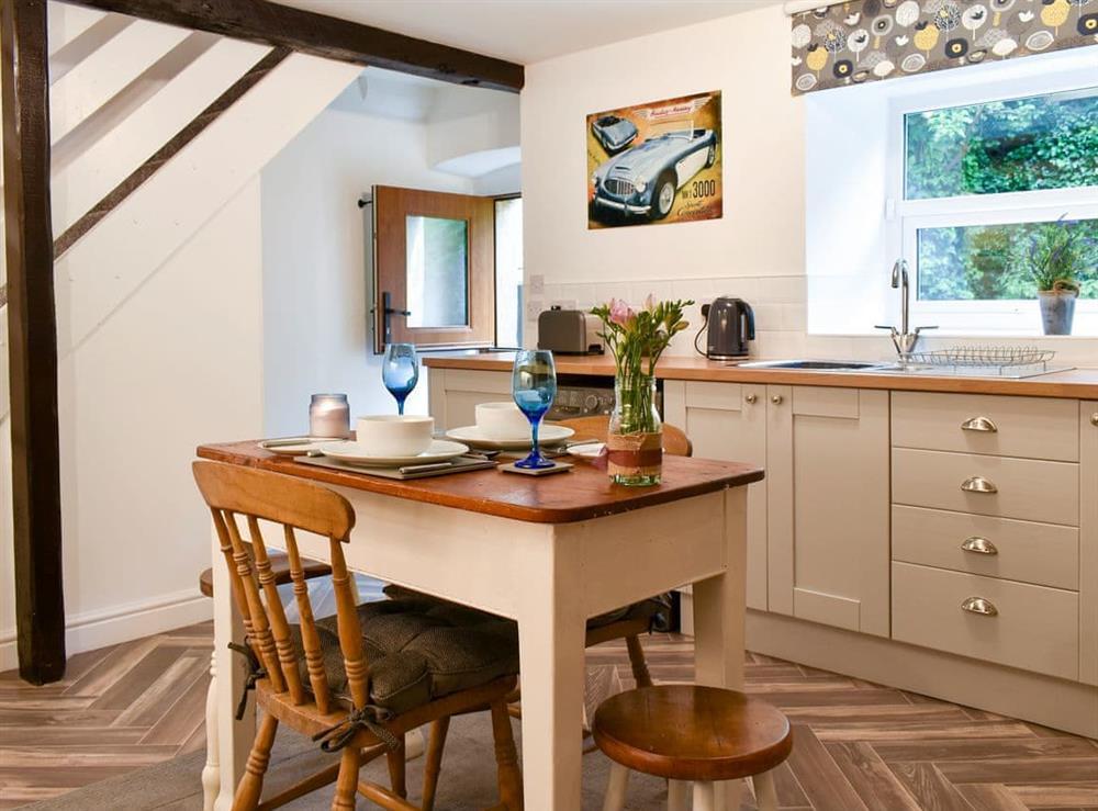 Kitchen/diner (photo 2) at Beckside Cottage in Silsden, West Yorkshire