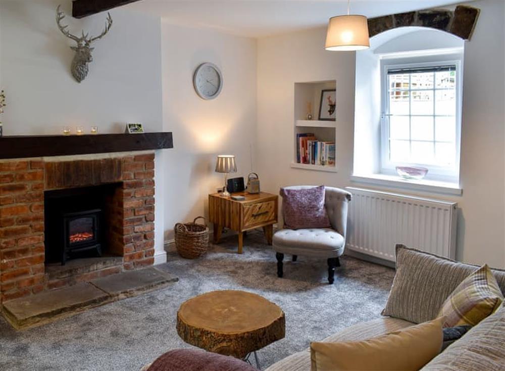 Living room (photo 2) at Beckside Cottage in Silsden, West Yorkshire