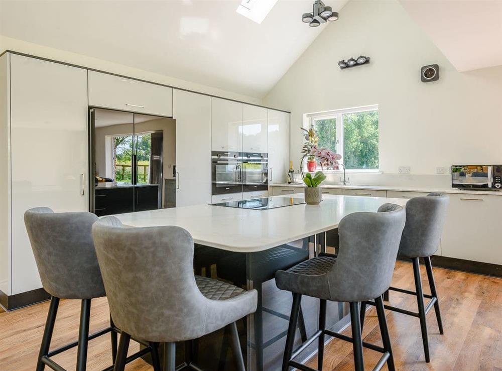 Kitchen (photo 2) at Alderfen Barn,