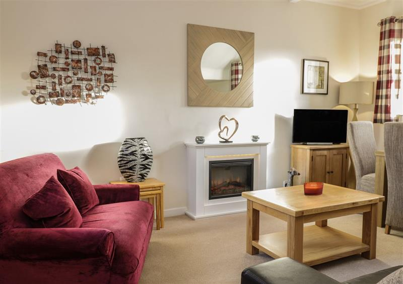 Relax in the living area at Beech Tent Lane Cottage, Kelso