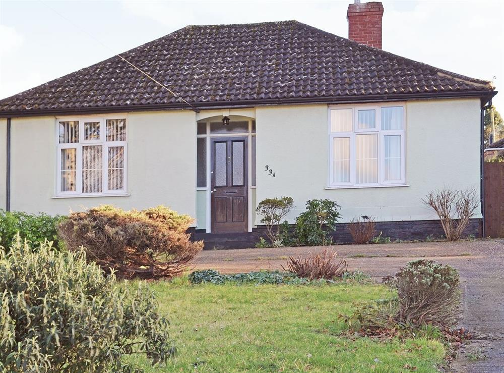 Exterior at Beech Tree Cottage in Bury St Edmunds, Suffolk