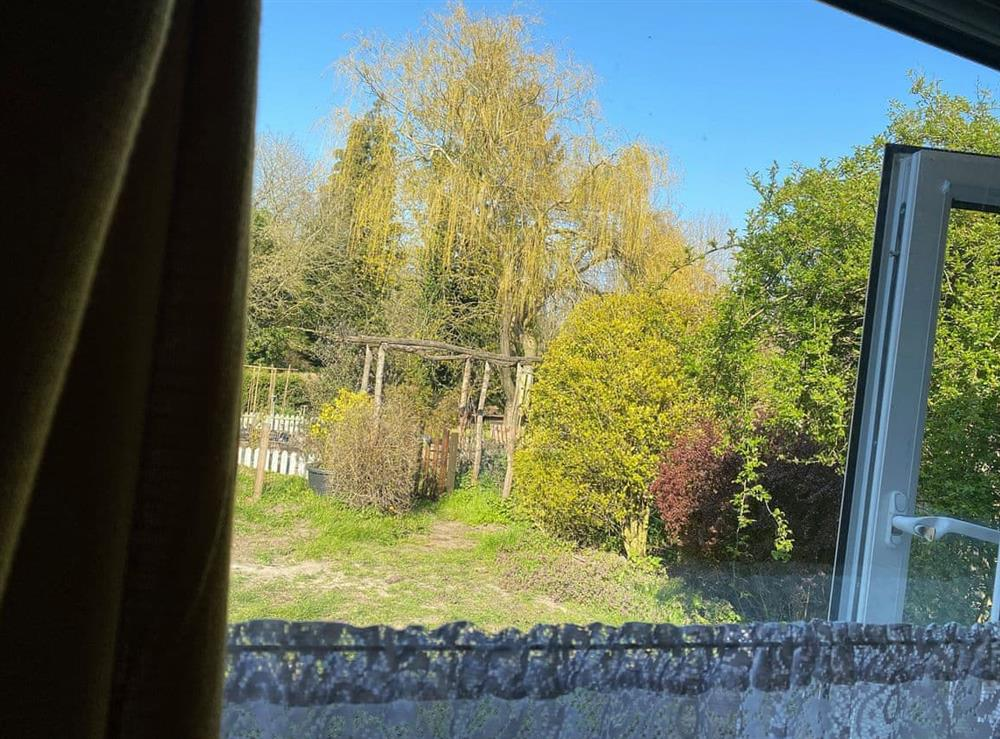 View at Beekeepers  Cabin in Booton, Norfolk