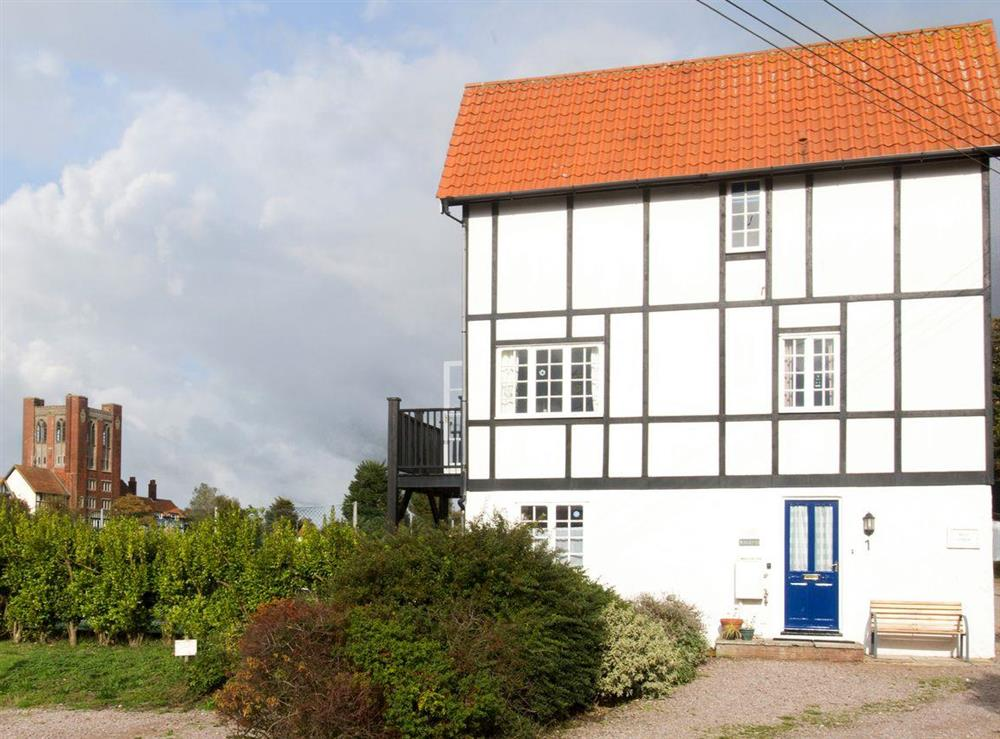 Attractive holiday home at Bell Lodge in Thorpeness, near Aldeburgh, Suffolk