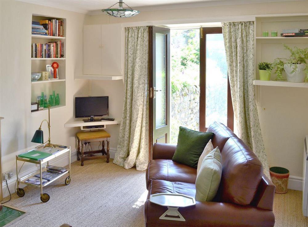 Cosy living room at Belle Vue in Eggleston, near Barnard Castle, Durham