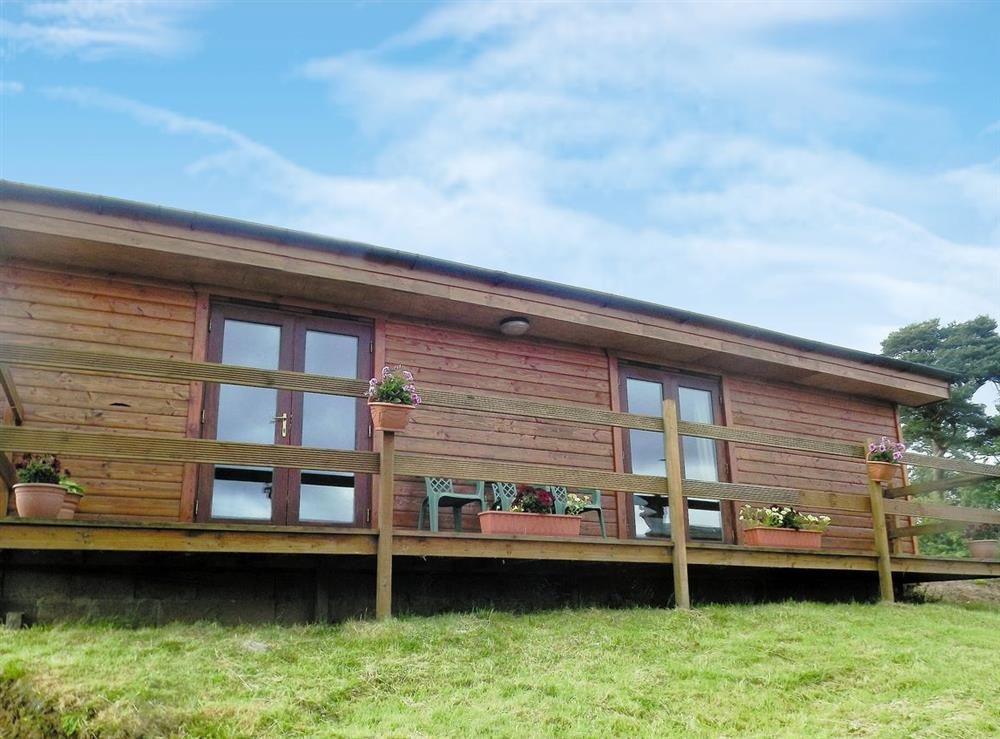 Exterior at Ben Alder Lodge in Campsie Fells, near Milton of Campsie, Lanarkshire