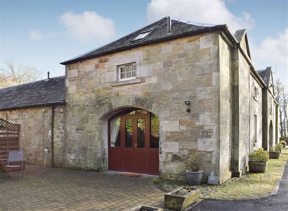 Exterior at Stables,