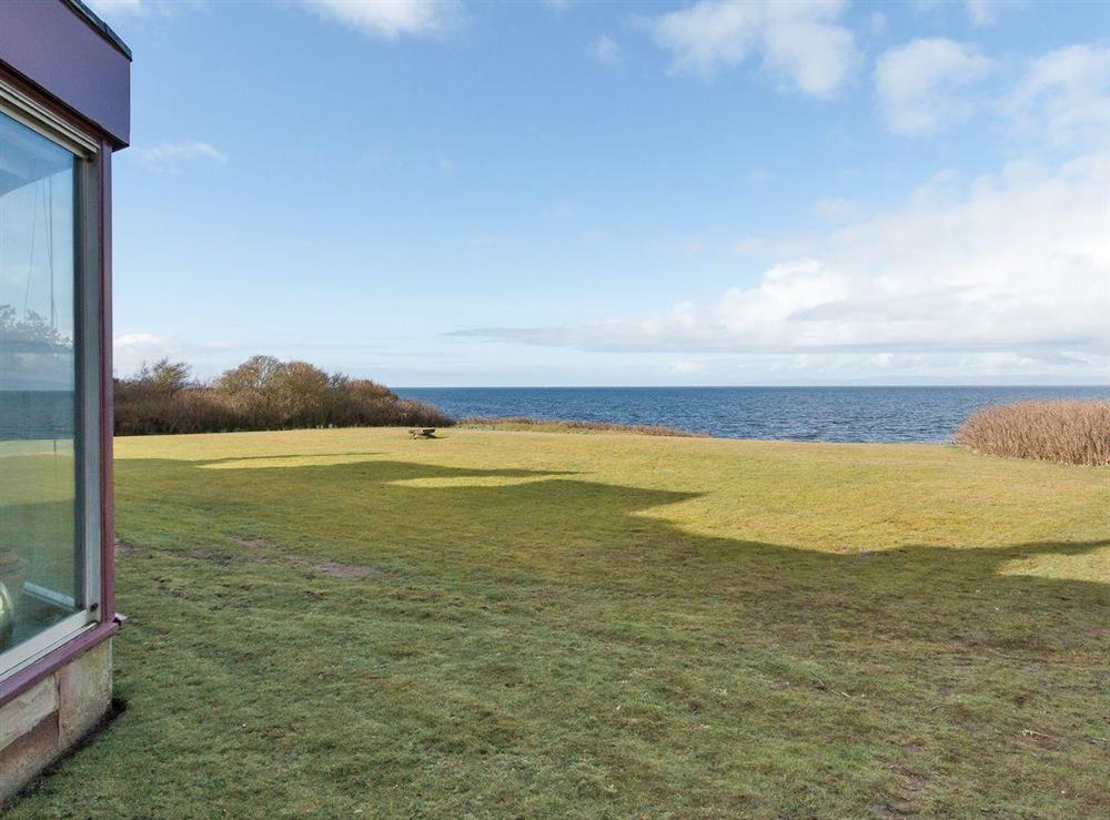 Private, unobstructed sea views at Bentfield in Prestwick, Ayrshire
