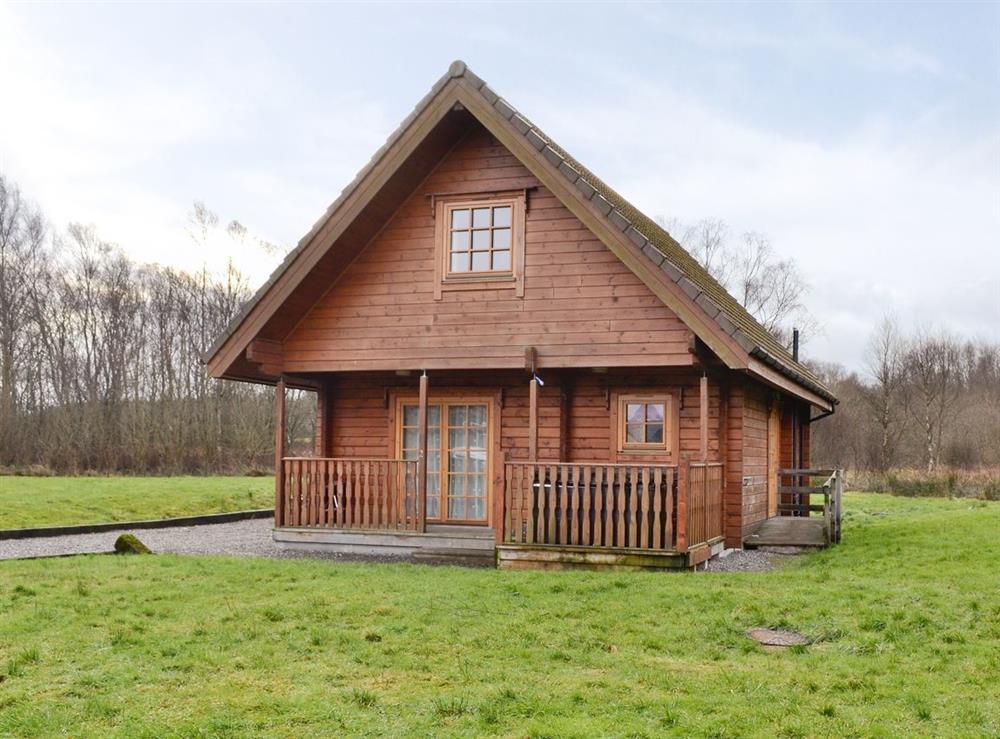 Exterior at Lodge 1,