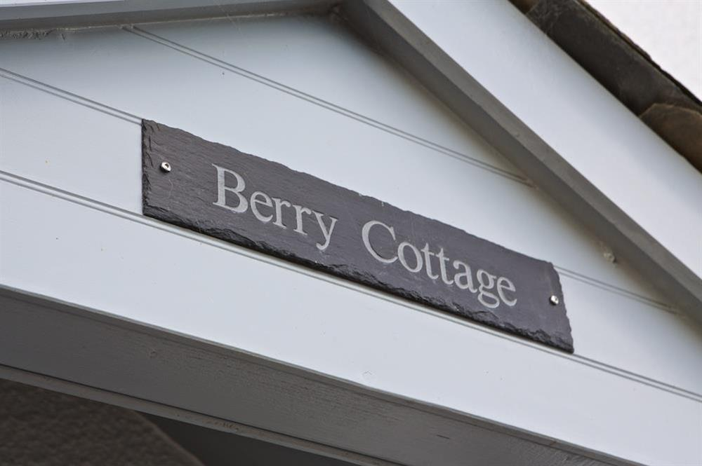 Berry Cottage, Dittisham (photo 4) at Berry Cottage in , Dittisham