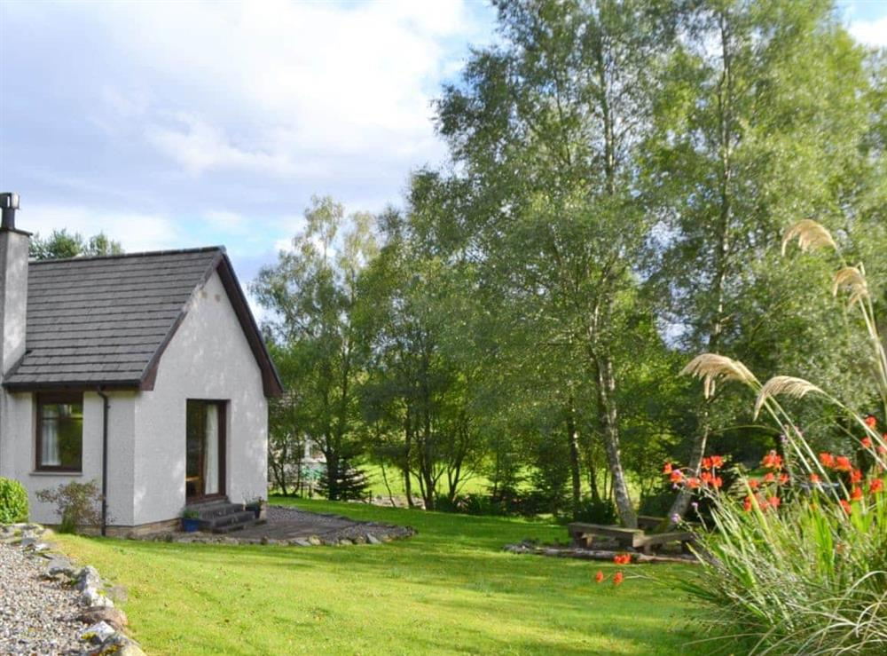 Exterior at Bethany Cottage in Callander, Perthshire