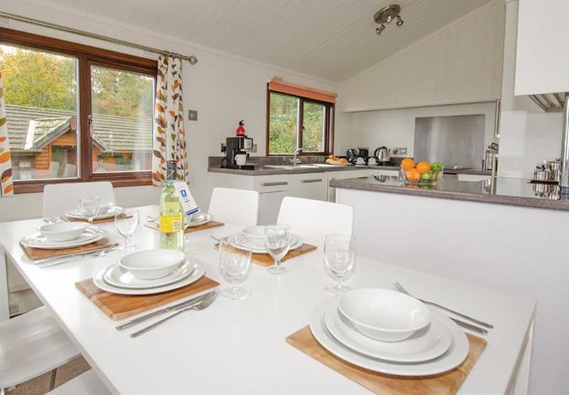 Inside the Premier Plus 6 Lodge (photo number 2) at Beverley View in Paignton, South Devon