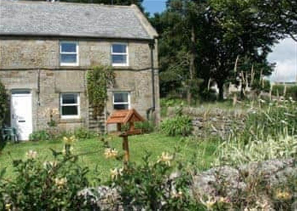 Exterior at Birch Cottage in Byrness Village, near Otterburn, Tyne And Wear